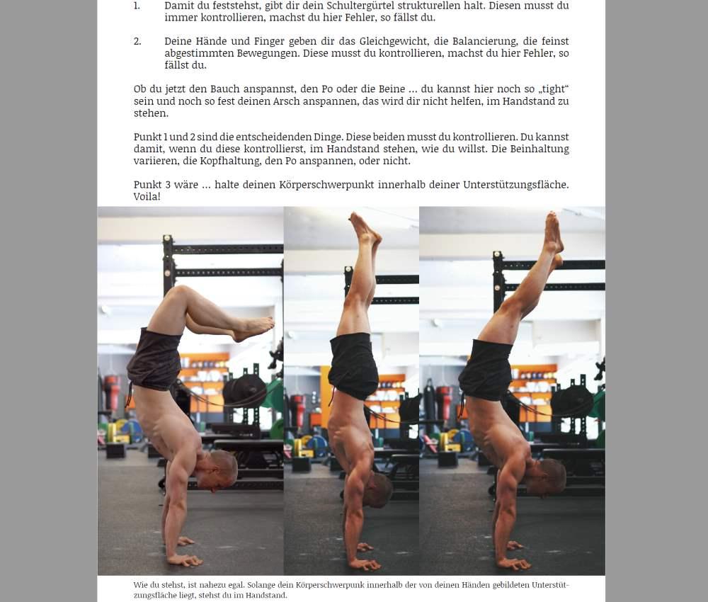 Handstand Tutorial 4