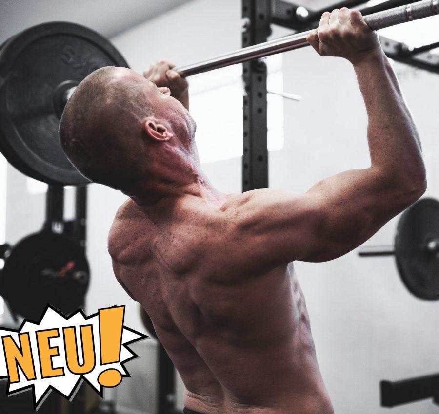 Ultimativer Athlet Level 3 Chris Eikelmeier NEU