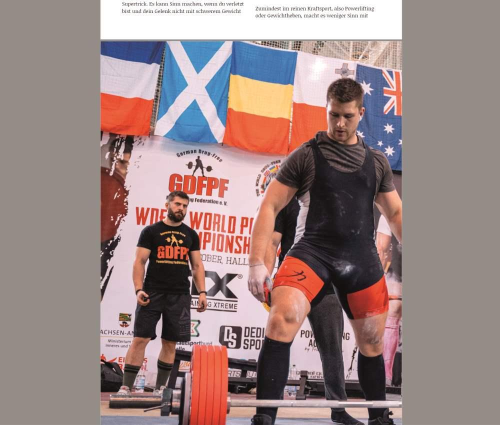Maximaler Muskelaufbau Trainingspläne (2)